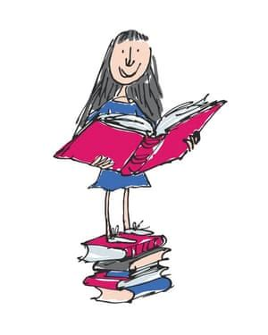 A Book Review on Matilda by Roald Dahl itcher Magazine